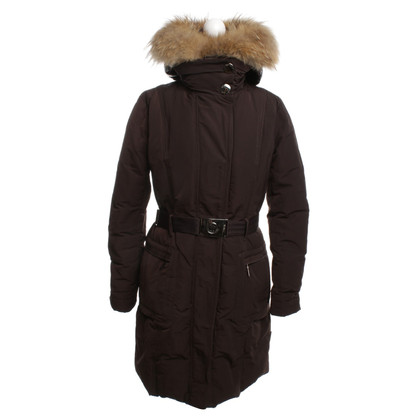 Moncler Dark brown coat