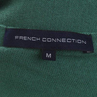 French Connection Pullover in Grün