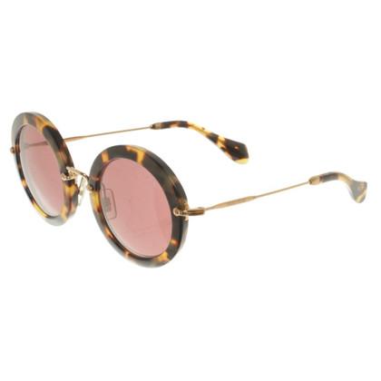 Miu Miu Sunglasses in brown
