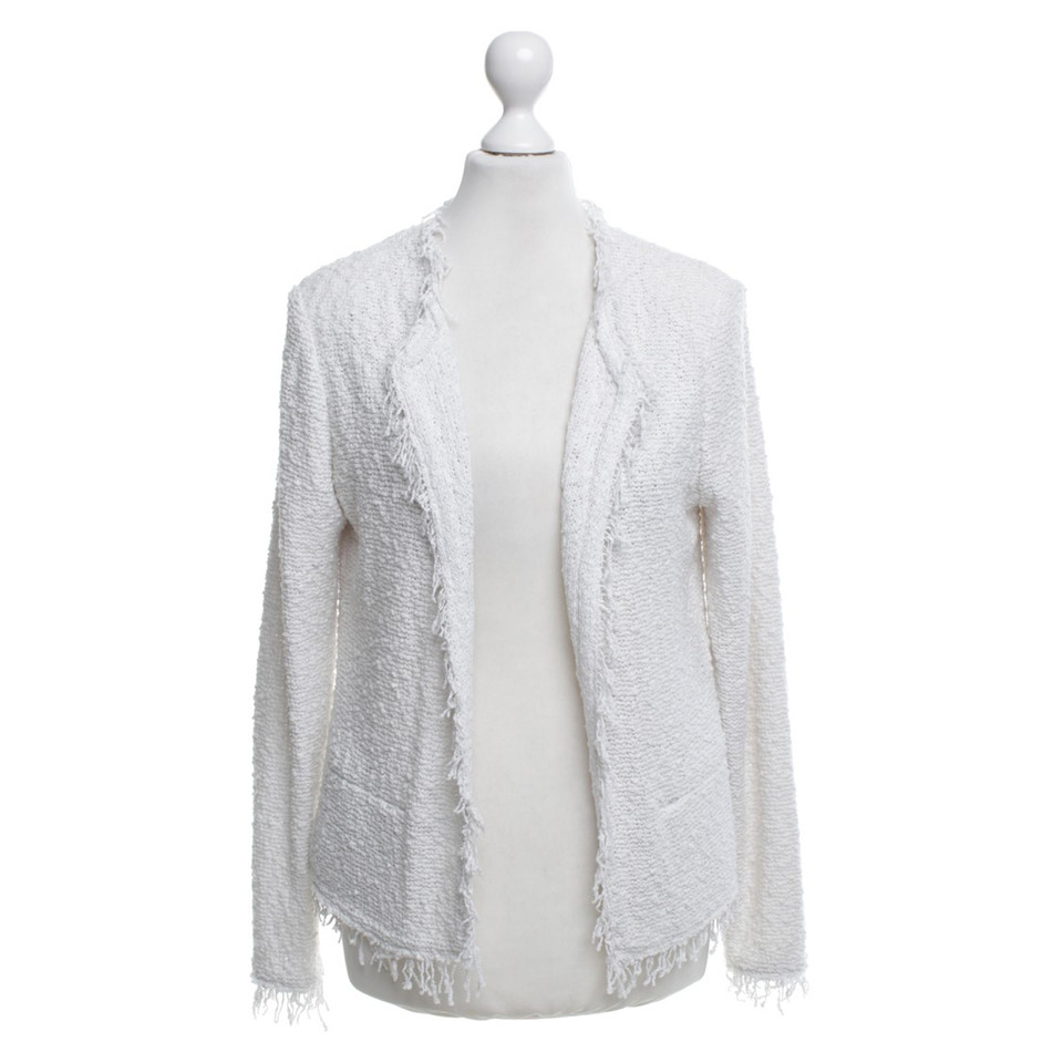Iro Blazer in white