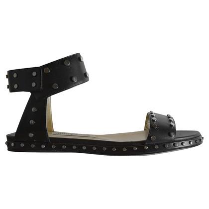 Jimmy Choo Leather sandals