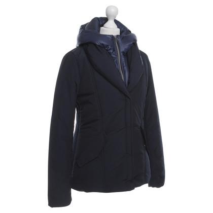 Woolrich Down jacket in blue