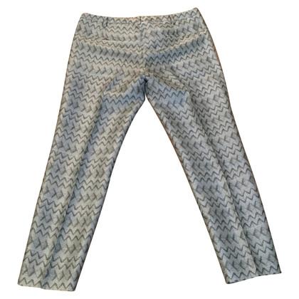 Windsor zijden broek