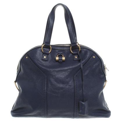 Yves Saint Laurent 'Muse Bag' in pelle
