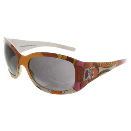 D&G Sunglasses with floral print