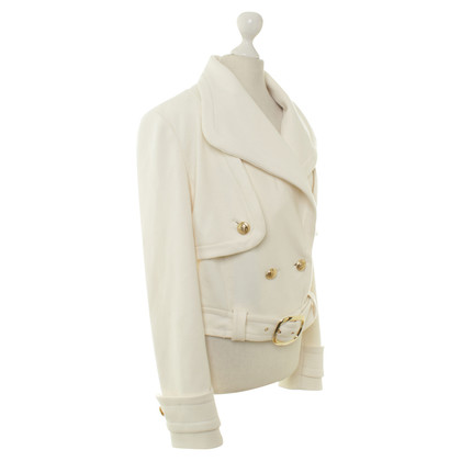 Juicy Couture Giacca in crema