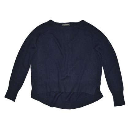 Blonde No8 maglione blu scuro