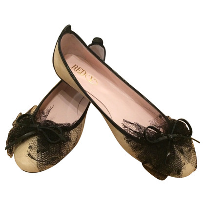 Red Valentino Ballerinas
