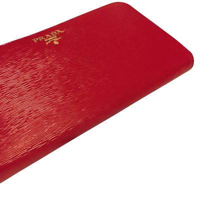 Prada Lampo wallet Saffiano Vitello Move