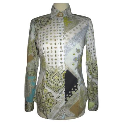 Etro Paisley blouse