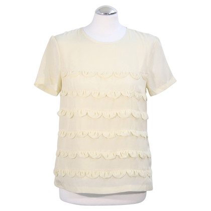 French Connection Top in crème