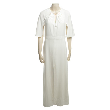 Halston Heritage Evening dress in cream