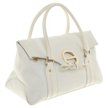 Borbonese Handbag in crema
