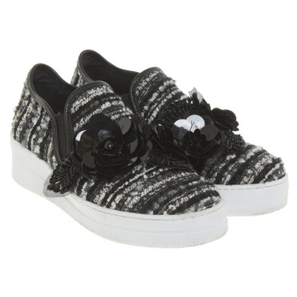 Kurt Geiger Slipper Boucle optica