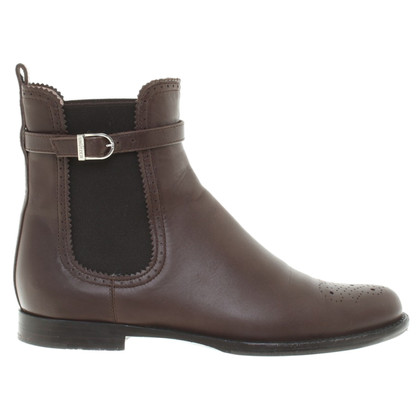 Unützer Chelsea Boots in Brown