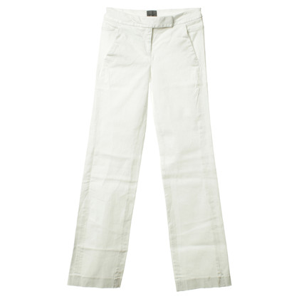 Calvin Klein Sommerhose in Weiß