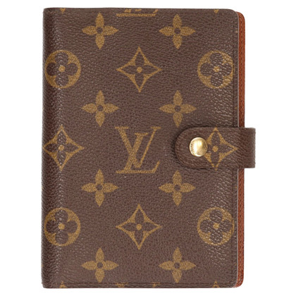 "Louis Vuitton ""Agenda PM Monogram Canvas Fonctionnel"""
