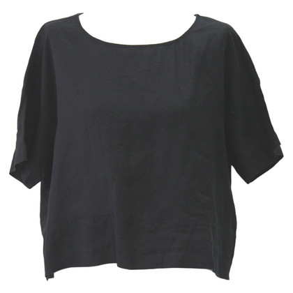 Hobbs Top in Schwarz
