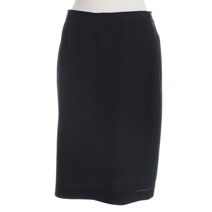 Giorgio Armani skirt in black