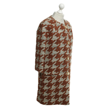 Pinko Coat with pattern