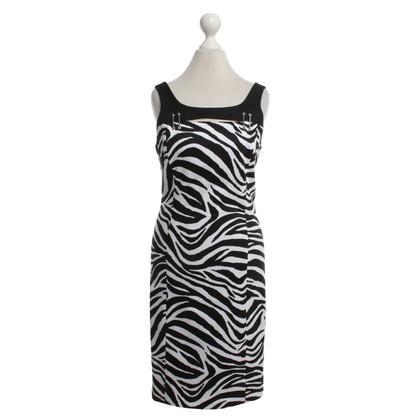 Michael Kors Kleid mit Animal-Print