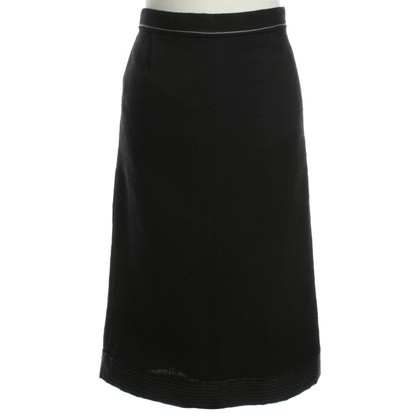 Marc Jacobs MIDI rok in zwart