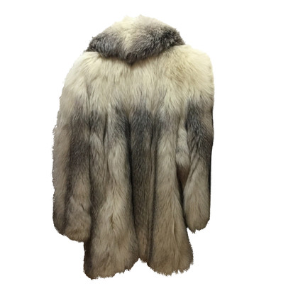 Other Designer Silver fox fur