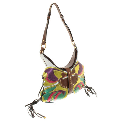 Etro Sac à main en multicolore