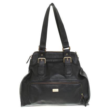 Cerruti 1881 Handtasche in Schwarz