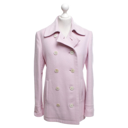 Loro Piana Cashmere jacket in pink