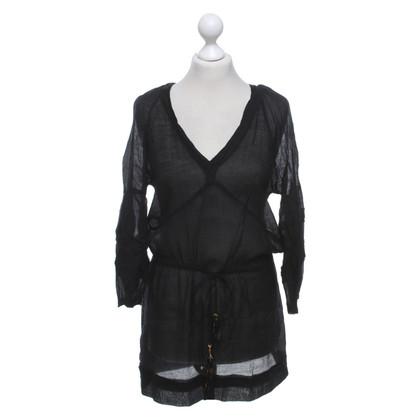 ViX Paula Hermanny Semi-transparent tunic