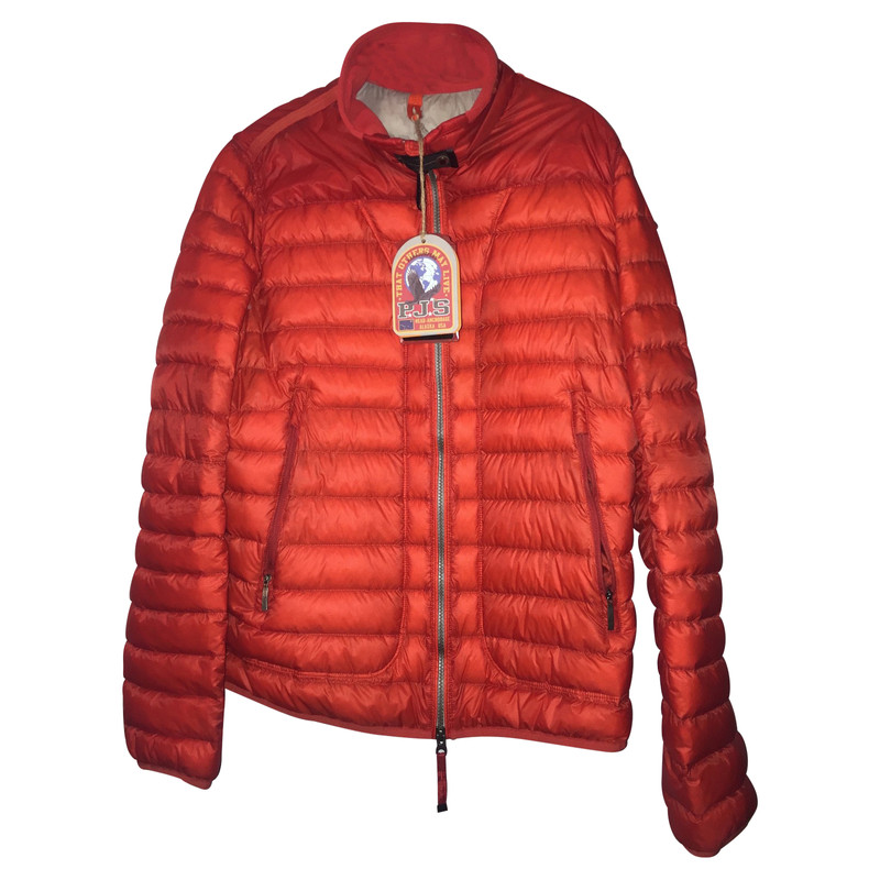 Parajumpers Down jacket in red