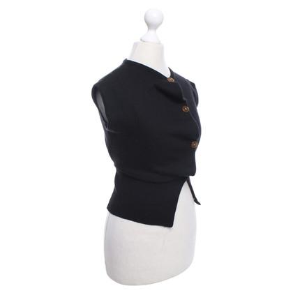 Vivienne Westwood Vest in zwart