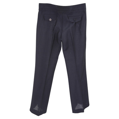 Karen Millen trousers in dark blue