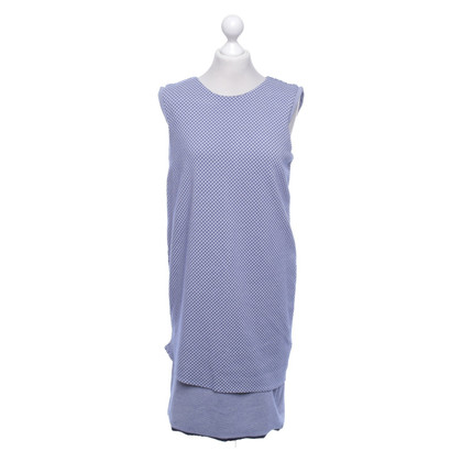Max & Co Dress in blue / white