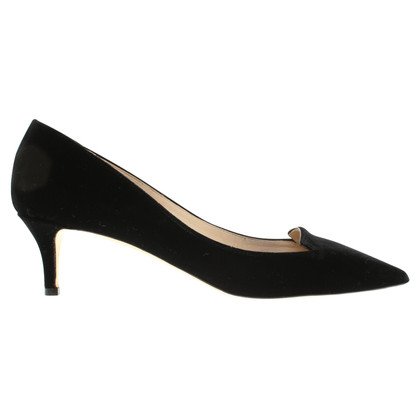 Jimmy Choo pumps fluweel