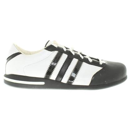 Y-3 Leather sneaker