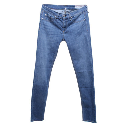 Rag & Bone Jeans in light blue