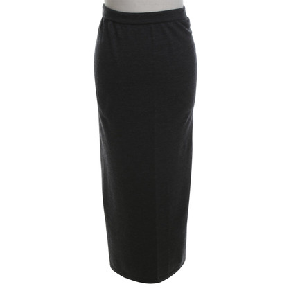 Wolford Wool skirt in dark gray