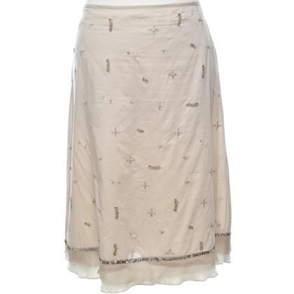 Steffen Schraut skirt with sequins