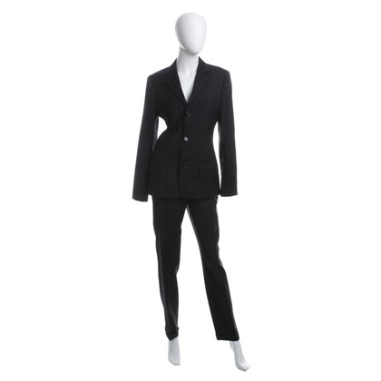 Dolce & Gabbana Anzug mit Muster