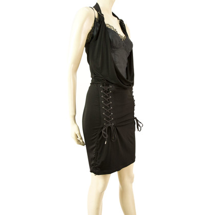 Christian Dior Halter Mini Dress