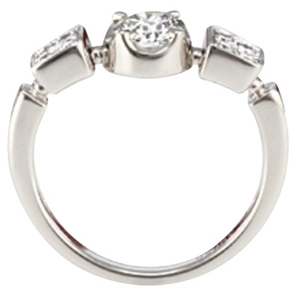 Bulgari Ring mit Diamanten