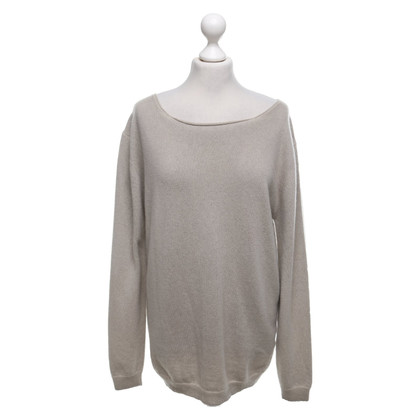 Camouflage Couture Cashmere sweater in beige