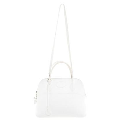 """Hermès """"Auto Bag"""" in bianco"""