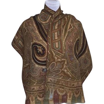 Etro Scarf made of wool / silk