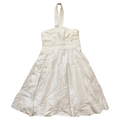 Diane von Furstenberg abito bianco