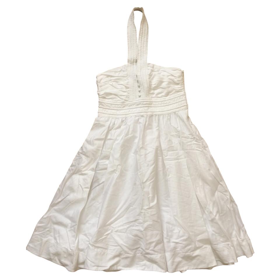 diane von furstenberg robe blanche acheter diane von furstenberg robe blanche second hand d. Black Bedroom Furniture Sets. Home Design Ideas