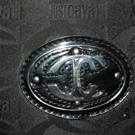 Just Cavalli Handtasche Schwarz Werksverkauf Footaction Günstiger Preis Billig Großhandelspreis Günstige Preise Und Verfügbarkeit Billig Verkauf Komfortabel zZnVU0P