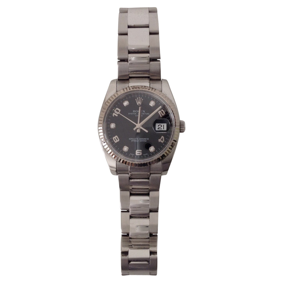 rolex oyster perpetual date 34 second hand rolex. Black Bedroom Furniture Sets. Home Design Ideas